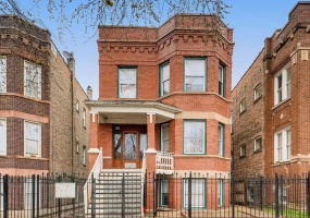 1721 Harding Avenue, Chicago, Illinois 60647, 7 Bedrooms Bedrooms, 15 Rooms Rooms,Two To Four Units,For Sale,Harding,10375164