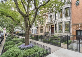 1431 State Parkway, Chicago, Illinois 60610, 4 Bedrooms Bedrooms, 13 Rooms Rooms,4 BathroomsBathrooms,Single Family Home,For Sale,State,10170470