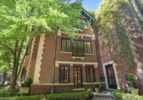 1221 ASTOR Street, Chicago, Illinois 60610, 4 Bedrooms Bedrooms, 13 Rooms Rooms,5 BathroomsBathrooms,Single Family Home,For Sale,ASTOR,10273338