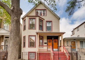 2922 DAWSON Avenue, CHICAGO, Illinois 60618, 8 Bedrooms Bedrooms, 12 Rooms Rooms,Two To Four Units,For Sale,DAWSON,10349229