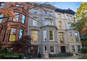 1407 Dearborn Street- CHICAGO- Illinois 60610, 6 Bedrooms Bedrooms, 12 Rooms Rooms,4 BathroomsBathrooms,Single Family Home,For Sale,Dearborn,09567777