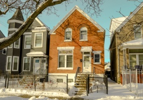 1716 Lawndale Avenue, Chicago, Illinois 60647, 5 Bedrooms Bedrooms, 8 Rooms Rooms,2 BathroomsBathrooms,Single Family Home,For Sale,Lawndale,10394302