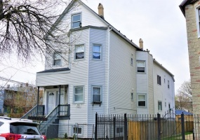 1714 Spaulding Avenue, Chicago, Illinois 60647, 12 Bedrooms Bedrooms, 24 Rooms Rooms,Two To Four Units,For Sale,Spaulding,10398731