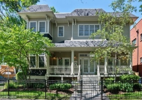 4200 Oakley Avenue, CHICAGO, Illinois 60618, 5 Bedrooms Bedrooms, 12 Rooms Rooms,4 BathroomsBathrooms,Single Family Home,For Sale,Oakley,10449550