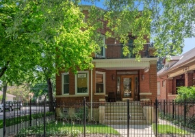 3857 Lawndale Avenue, CHICAGO, Illinois 60618, 8 Bedrooms Bedrooms, 20 Rooms Rooms,Two To Four Units,For Sale,Lawndale,10451490