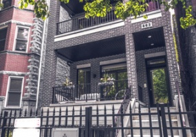 863 Wrightwood Avenue, CHICAGO, Illinois 60614, 2 Bedrooms Bedrooms, 5 Rooms Rooms,2 BathroomsBathrooms,Condo,For Sale,Wrightwood,10451728