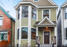 3036 Hoyne Avenue, CHICAGO, Illinois 60618, 5 Bedrooms Bedrooms, 10 Rooms Rooms,4 BathroomsBathrooms,Single Family Home,For Sale,Hoyne,10456766
