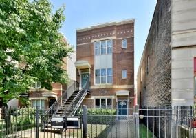 919 Kedzie Avenue, CHICAGO, Illinois 60612, 3 Bedrooms Bedrooms, 6 Rooms Rooms,2 BathroomsBathrooms,Condo,For Sale,Kedzie,10456658