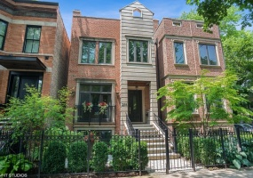 3256 Wolcott Avenue, Chicago, Illinois 60657, 5 Bedrooms Bedrooms, 12 Rooms Rooms,6 BathroomsBathrooms,Single Family Home,For Sale,Wolcott,10464713