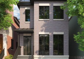3533 Leavitt Street, CHICAGO, Illinois 60618, 5 Bedrooms Bedrooms, 10 Rooms Rooms,4 BathroomsBathrooms,Single Family Home,For Sale,Leavitt,10501837