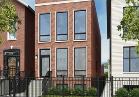 1921 ERIE Street, Chicago, Illinois 60622, 6 Bedrooms Bedrooms, 11 Rooms Rooms,3 BathroomsBathrooms,Single Family Home,For Sale,ERIE,10504381