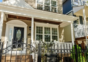 3545 DAMEN Avenue, Chicago, Illinois 60618, 4 Bedrooms Bedrooms, 8 Rooms Rooms,3 BathroomsBathrooms,Single Family Home,For Sale,DAMEN,10513095