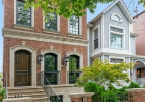 817 Wrightwood Avenue, CHICAGO, Illinois 60614, 5 Bedrooms Bedrooms, 11 Rooms Rooms,5 BathroomsBathrooms,Single Family Home,For Sale,Wrightwood,10517410