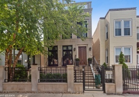 1951 Huron Street, Chicago, Illinois 60622, 5 Bedrooms Bedrooms, 9 Rooms Rooms,3 BathroomsBathrooms,Single Family Home,For Sale,Huron,10518742