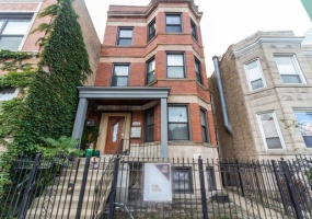 2816 Kedzie Avenue, Chicago, Illinois 60618, 8 Bedrooms Bedrooms, 13 Rooms Rooms,Two To Four Units,For Sale,Kedzie,10522762