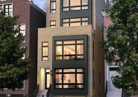 1217 Paulina Street, Chicago, Illinois 60622, 3 Bedrooms Bedrooms, 7 Rooms Rooms,2 BathroomsBathrooms,Condo,For Sale,Paulina,10523198