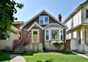 6036 Menard Avenue, Chicago, Illinois 60646, 5 Bedrooms Bedrooms, 11 Rooms Rooms,1 BathroomBathrooms,Single Family Home,For Sale,Menard,10523947