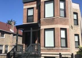 2932 Adams Street, Chicago, Illinois 60612, 6 Bedrooms Bedrooms, 17 Rooms Rooms,Two To Four Units,For Sale,Adams,10526510
