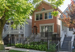 3517 Albany Avenue, Chicago, Illinois 60618, 4 Bedrooms Bedrooms, 8 Rooms Rooms,3 BathroomsBathrooms,Single Family Home,For Sale,Albany,10520705