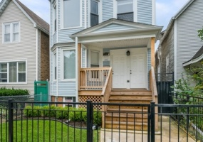 2943 WISNER Avenue, Chicago, Illinois 60618, 7 Bedrooms Bedrooms, 15 Rooms Rooms,Two To Four Units,For Sale,WISNER,10529760