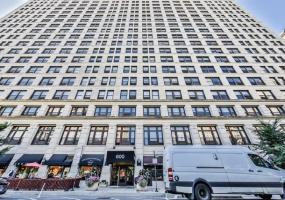 600 DEARBORN Street, Chicago, Illinois 60605, 1 Bedroom Bedrooms, 4 Rooms Rooms,1 BathroomBathrooms,Condo,For Sale,DEARBORN,10531883