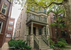 1332 Bryn Mawr Avenue, Chicago, Illinois 60660, 9 Bedrooms Bedrooms, 22 Rooms Rooms,Two To Four Units,For Sale,Bryn Mawr,10532605