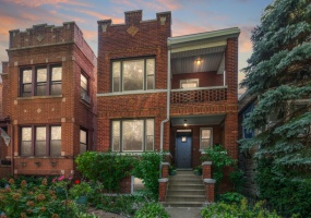3424 HAMLIN Avenue, Chicago, Illinois 60618, 7 Bedrooms Bedrooms, 18 Rooms Rooms,Two To Four Units,For Sale,HAMLIN,10526909