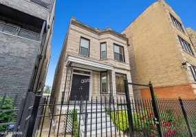 3308 Diversey Avenue, Chicago, Illinois 60647, 6 Bedrooms Bedrooms, 12 Rooms Rooms,Two To Four Units,For Sale,Diversey,10542809