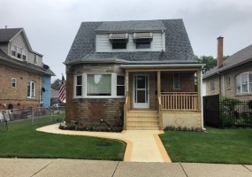 5223 Strong Street, Chicago, Illinois 60630, 3 Bedrooms Bedrooms, 9 Rooms Rooms,Two To Four Units,For Sale,Strong,10543640