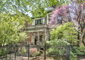 3059 Palmer Boulevard, Chicago, Illinois 60647, 9 Bedrooms Bedrooms, 21 Rooms Rooms,Two To Four Units,For Sale,Palmer,10544505