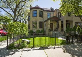 5457 Wayne Avenue, Chicago, Illinois 60640, 5 Bedrooms Bedrooms, 12 Rooms Rooms,3 BathroomsBathrooms,Single Family Home,For Sale,Wayne,10546978