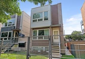 3636 California Avenue, Chicago, Illinois 60618, 4 Bedrooms Bedrooms, 8 Rooms Rooms,3 BathroomsBathrooms,Single Family Home,For Sale,California,10547132