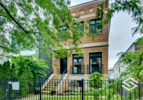 2624 Homer Street, Chicago, Illinois 60647, 4 Bedrooms Bedrooms, 10 Rooms Rooms,3 BathroomsBathrooms,Single Family Home,For Sale,Homer,10547650