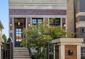 1321 Bell Avenue, Chicago, Illinois 60622, 5 Bedrooms Bedrooms, 9 Rooms Rooms,3 BathroomsBathrooms,Single Family Home,For Sale,Bell,10549502