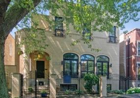 1936 Wilmot Avenue, Chicago, Illinois 60647, 6 Bedrooms Bedrooms, 11 Rooms Rooms,5 BathroomsBathrooms,Single Family Home,For Sale,Wilmot,10550617