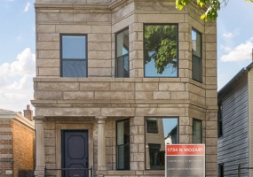 1734 Mozart Street, Chicago, Illinois 60647, 5 Bedrooms Bedrooms, 9 Rooms Rooms,4 BathroomsBathrooms,Single Family Home,For Sale,Mozart,10555345