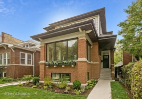 2737 Sunnyside Avenue, Chicago, Illinois 60625, 6 Bedrooms Bedrooms, 12 Rooms Rooms,3 BathroomsBathrooms,Single Family Home,For Sale,Sunnyside,10559683