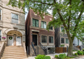 1836 Wood Street, Chicago, Illinois 60622, 5 Bedrooms Bedrooms, 11 Rooms Rooms,3 BathroomsBathrooms,Single Family Home,For Sale,Wood,10562253