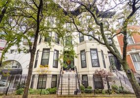 1254 LaSalle Street, Chicago, Illinois 60610, 4 Bedrooms Bedrooms, 9 Rooms Rooms,4 BathroomsBathrooms,Single Family Home,For Sale,LaSalle,10564690