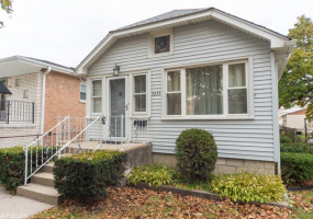 3235 Opal Avenue, Chicago, Illinois 60634, 2 Bedrooms Bedrooms, 6 Rooms Rooms,2 BathroomsBathrooms,Single Family Home,For Sale,Opal,10568627