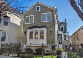 3133 Hoyne Avenue, Chicago, Illinois 60618, 6 Bedrooms Bedrooms, 11 Rooms Rooms,3 BathroomsBathrooms,Single Family Home,For Sale,Hoyne,10571088