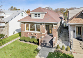5833 Manton Avenue, Chicago, Illinois 60646, 4 Bedrooms Bedrooms, 10 Rooms Rooms,2 BathroomsBathrooms,Single Family Home,For Sale,Manton,10570148