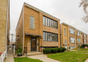 7237 Howard Street, Chicago, Illinois 60631, 4 Bedrooms Bedrooms, 10 Rooms Rooms,Two To Four Units,For Sale,Howard,10570307