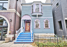2215 ROSCOE Street, Chicago, Illinois 60618, 4 Bedrooms Bedrooms, 9 Rooms Rooms,5 BathroomsBathrooms,Single Family Home,For Sale,ROSCOE,10574639