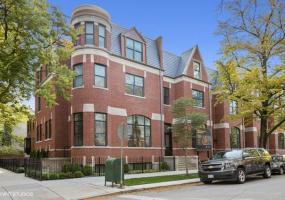 505 Menomonee Street, Chicago, Illinois 60614, 4 Bedrooms Bedrooms, 10 Rooms Rooms,5 BathroomsBathrooms,Condo,For Sale,Menomonee,10578229
