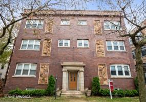 1757 Belle Plaine Avenue, Chicago, Illinois 60613, 3 Bedrooms Bedrooms, 7 Rooms Rooms,2 BathroomsBathrooms,Condo,For Sale,Belle Plaine,10577969