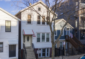 1458 Chestnut Street, Chicago, Illinois 60642, 5 Bedrooms Bedrooms, 9 Rooms Rooms,Two To Four Units,For Sale,Chestnut,10580888