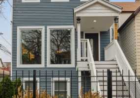 1714 Sawyer Avenue, Chicago, Illinois 60647, 5 Bedrooms Bedrooms, 12 Rooms Rooms,3 BathroomsBathrooms,Single Family Home,For Sale,Sawyer,10578391