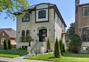 5741 Kostner Avenue, Chicago, Illinois 60646, 5 Bedrooms Bedrooms, 10 Rooms Rooms,4 BathroomsBathrooms,Single Family Home,For Sale,Kostner,10585270