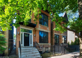 2140 Moffat Street, Chicago, Illinois 60647, 4 Bedrooms Bedrooms, 8 Rooms Rooms,3 BathroomsBathrooms,Single Family Home,For Sale,Moffat,10586857